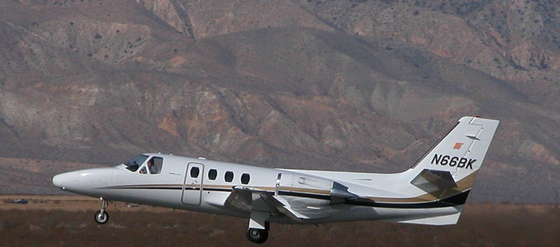 Citation Bravo Excel 560 Jet